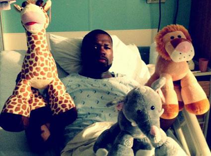 50 Cent, Twit Pic