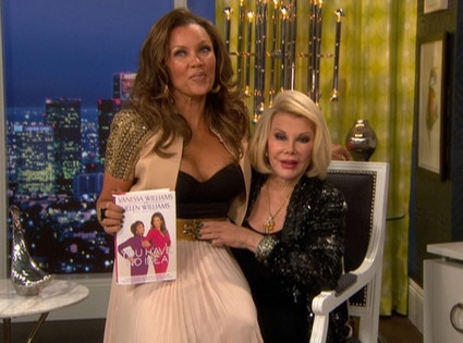 Joan Rivers, Vanessa Williams