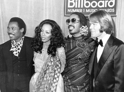 George Benson, Donna Summer, Stevie Wonder, Glen Campbell