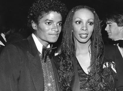 Michael Jackson, Donna Summer