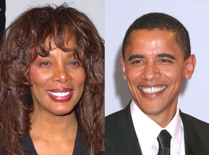 Donna Summer, Barack Obama