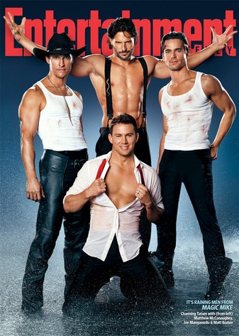 Magic Mike, Entertainment Weekly