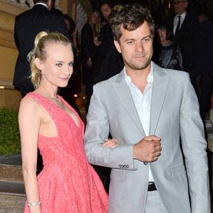 Diane Kruger, Joshua Jackson, Cannes Film Festival