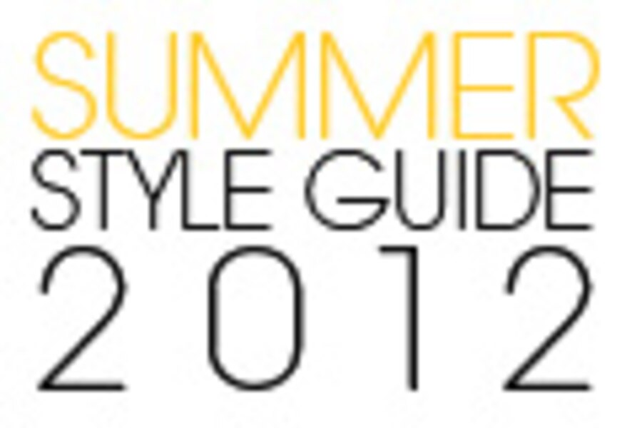 Summer Style Guide 2012