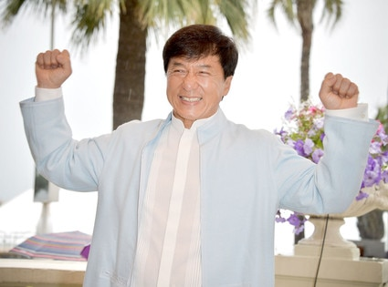 Jackie Chan, Cannes Film Festival
