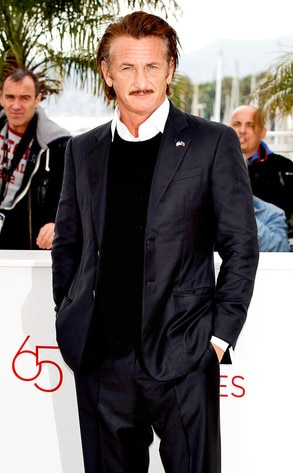 Sean Penn, Cannes Film Festival