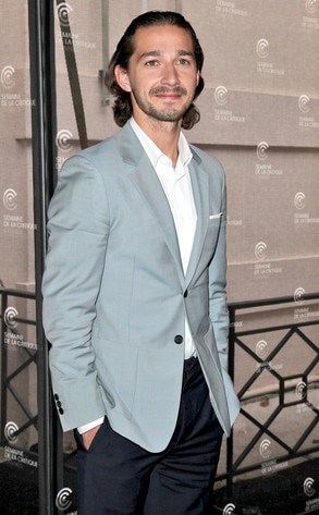 Shia LaBeouf, Cannes Film Festival
