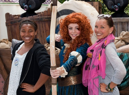 Vanessa Williams, Sasha, Merida