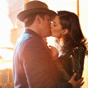 Castle, Stana Katic, Nathan Filion