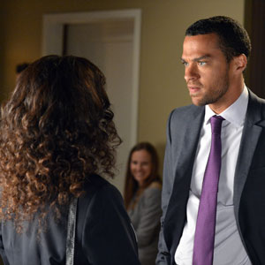 GREY'S ANATOMY, DEBBIE ALLEN, JESSE WILLIAMS