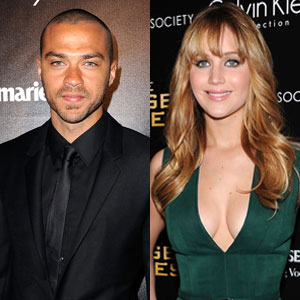 Jesse Williams, Jennifer Lawrence
