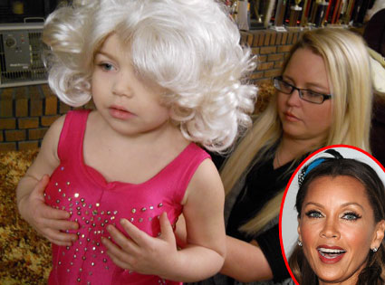 Toddlers & Tiaras, Maddy, Vanessa Williams