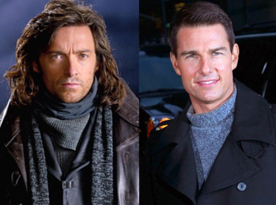 Hugh Jackman, Van Helsing, Tom Cruise