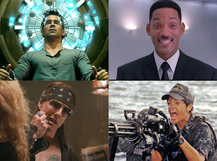 Colin Farrell, Total Recall, Will Smith, Men in Black 3, Tom Cruise, Rock of Ages, Rihanna, Battleship