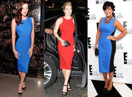 Liv Tyler, Kate Winslet, Kris Jenner