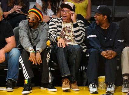 Snoop Dogg, Denzel Washinton
