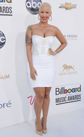 BILLBOARD MUSIC AWARDS, Amber Rose