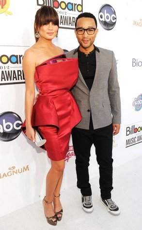 BILLBOARD MUSIC AWARDS, Chrissy Teigen, John Legend