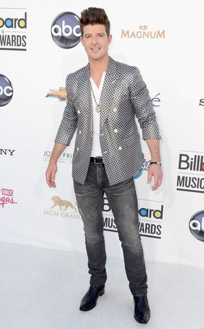 BILLBOARD MUSIC AWARDS, Robin Thicke