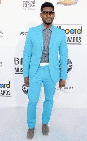 BILLBOARD MUSIC AWARDS, Usher