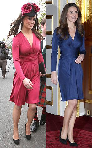 Kate Middleton, Catherine, Duchess of Cambridge, Pippa Middleton