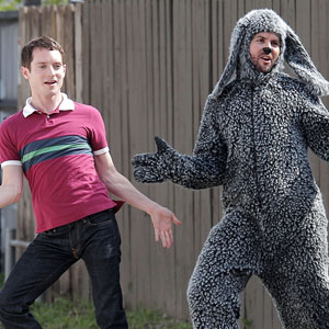 Elijah Wood, Jason Gann, Wilfred
