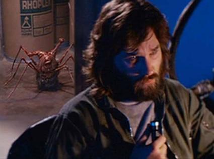Kurt Russell, The Thing