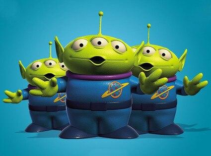 Toy Story, Alien