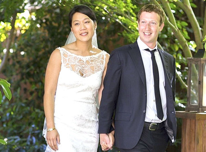 Priscilla Chan, Mark Zuckerberg