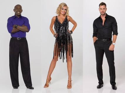 William Levy, Katherine Jenkins, Donald Driver
