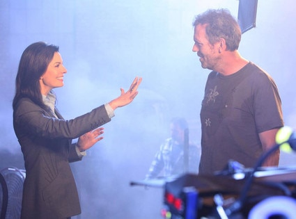House, Sela Ward, Hugh Laurie