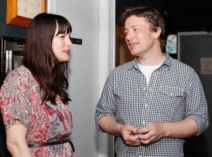 Liv Tyler, Jamie Oliver