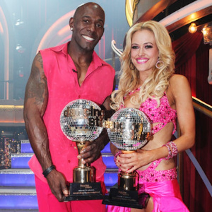 Donald Driver, Peta Murgatroyd, Dancing with the Stars, Winner