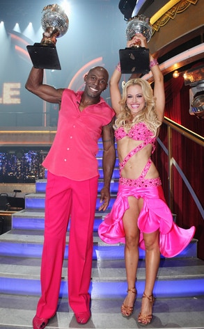 Donald Driver, Peta Murgatroyd, Dancing with the Stars, Winner