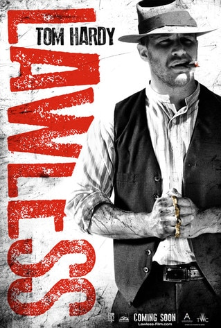 Lawless Poster, Tom Hardy