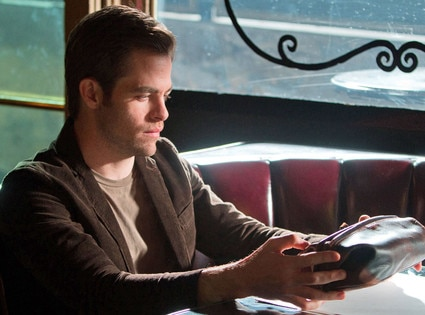 Chris Pine, People Like Us