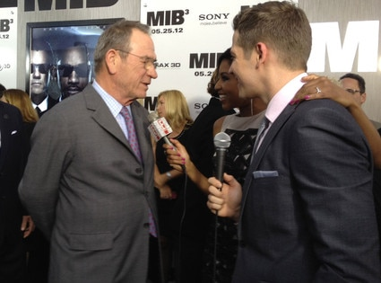 Tommy Lee Jones, Men in Black 3 Premiere