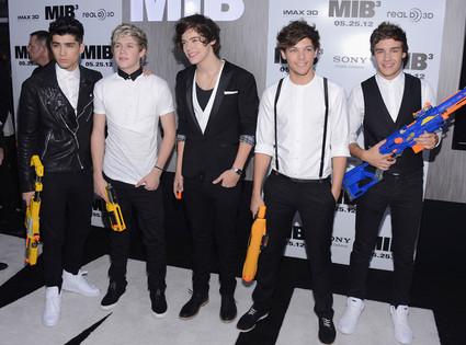 Zayn Malik, Niall Horan, Harry Styles, Louis Tomlinson, Liam Payne, One Direction
