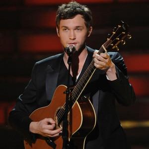 Phillip Phillips, American Idol Finale