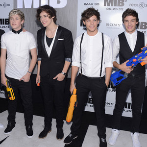 Niall Horan, Harry Styles, Louis Tomlinson, Liam Payne, One Direction