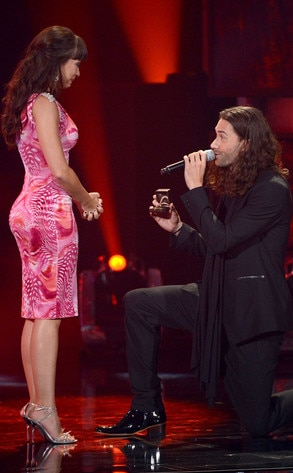 Ace Young, Diana DeGarmo, American Idol Finale