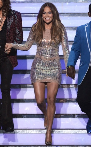 American Idol Finale, Jennifer Lopez, Fashion Police