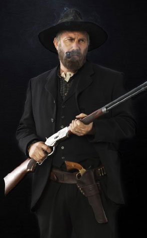 Kevin Costner, Hatfields and McCoys