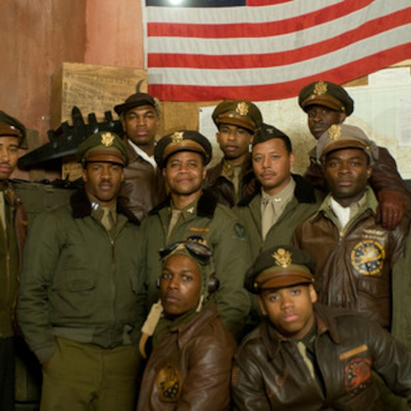 Cast of Red Tails from Hot Stars in Uniform | E! News