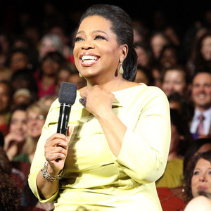 Oprah Winfrey, Oprah's Lifeclass: The Tour