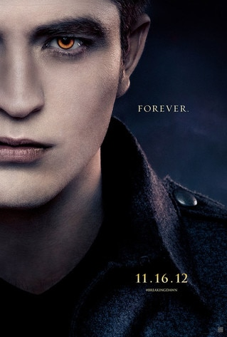 Twilight, Breaking Dawn, Robert Pattinson