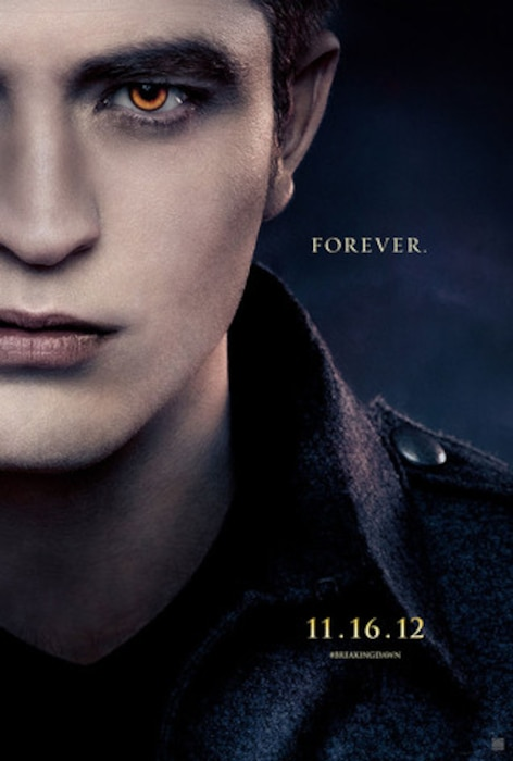 Twilight, Breaking Dawn, Robert Pattinson
