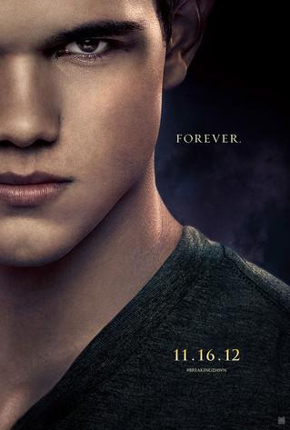 Twilight, Breaking Dawn, Taylor Lautner