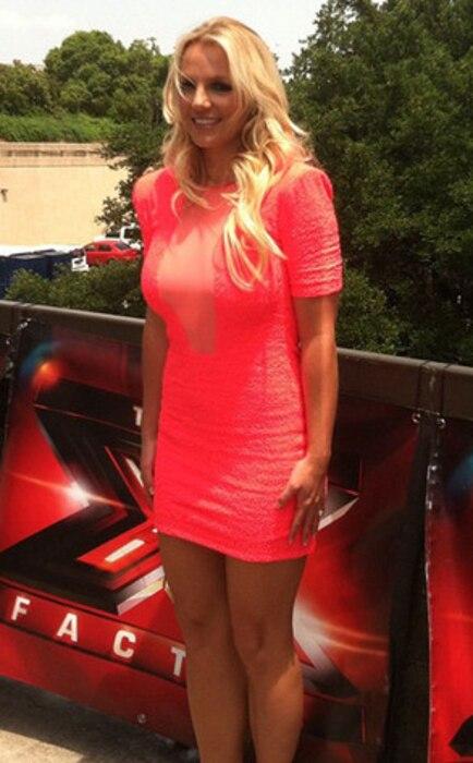Britney Spears, Twit Pic