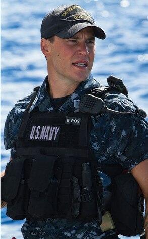 Taylor Kitsh, Battleship